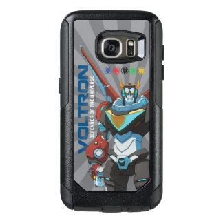 Coque OtterBox Samsung Galaxy S7 Défenseur de Voltron | de l'univers