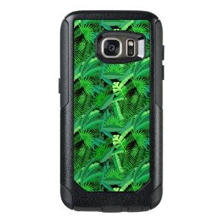 Coque OtterBox Samsung Galaxy S7 Feuille de palmiers tropicaux