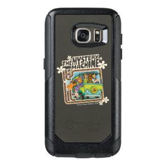 Coque OtterBox Samsung Galaxy S7 Graphique de machine de mystère a Lit de