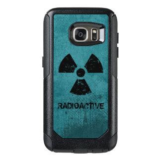 Coque OtterBox Samsung Galaxy S7 Grunge radioactive de Choisi-UN-Couleur
