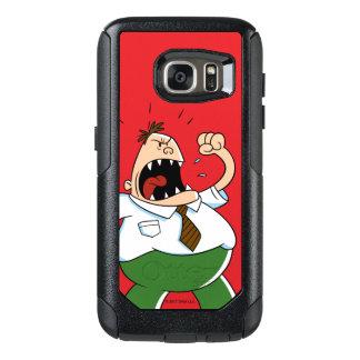 Coque OtterBox Samsung Galaxy S7 Hurlement principal de capitaine Underpants  