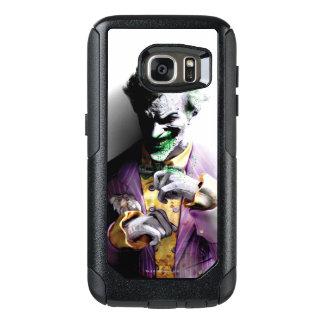 Coque OtterBox Samsung Galaxy S7 Joker de la ville | de Batman Arkham