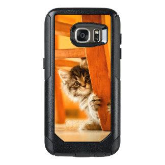 Coque OtterBox Samsung Galaxy S7 Kitty sous la chaise