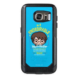 Coque OtterBox Samsung Galaxy S7 La bande dessinée Harry Potter a voulu le