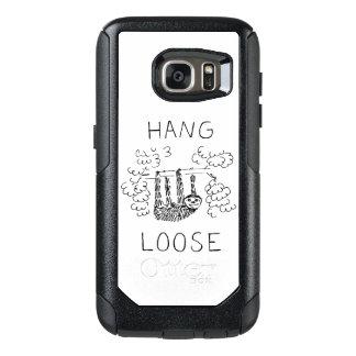 Coque OtterBox Samsung Galaxy S7 Le coup desserrent la paresse