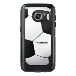 Coque OtterBox Samsung Galaxy S7 Le football classique du football |