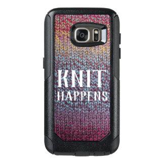 Coque OtterBox Samsung Galaxy S7 Le Knit se produit