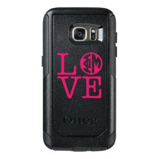 Coque OtterBox Samsung Galaxy S7 Le phi MU aiment