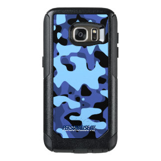 Coque OtterBox Samsung Galaxy S7 Les militaires bleus camouflent