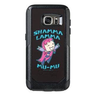 Coque OtterBox Samsung Galaxy S7 Les titans de l'adolescence vont ! | Starfire