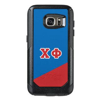 Coque OtterBox Samsung Galaxy S7 Lettres de Grec du phi | de Chi