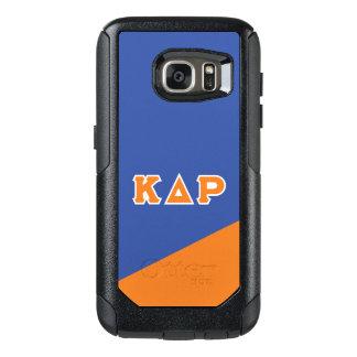 Coque OtterBox Samsung Galaxy S7 Lettres de Grec du Rho | de delta de Kappa