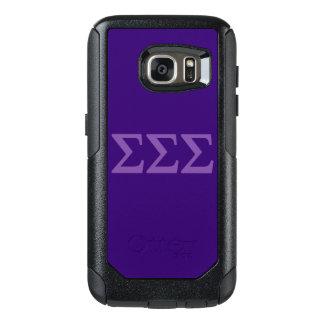 Coque OtterBox Samsung Galaxy S7 Logo de Lil de sigma de sigma de sigma grand