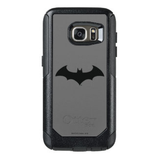 Coque OtterBox Samsung Galaxy S7 Logo simple de silhouette de batte du symbole | de