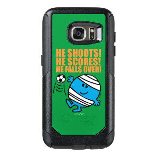 Coque OtterBox Samsung Galaxy S7 M. Bump Playing Soccer