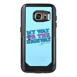 Coque OtterBox Samsung Galaxy S7 Ma manière ou la route