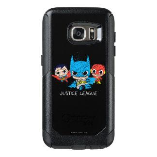 Coque OtterBox Samsung Galaxy S7 Mini croquis de ligue de justice