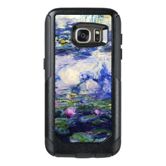 Coque OtterBox Samsung Galaxy S7 Monet-Eau-Lis de Claude