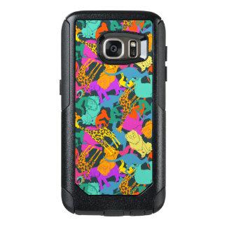 Coque OtterBox Samsung Galaxy S7 Motif animal de silhouettes