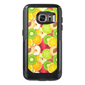 Coque OtterBox Samsung Galaxy S7 Motif coloré de fruit d'amusement