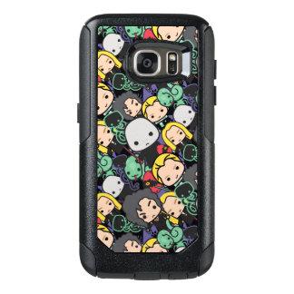 Coque OtterBox Samsung Galaxy S7 Motif de lancer de mangeurs de la mort de Harry