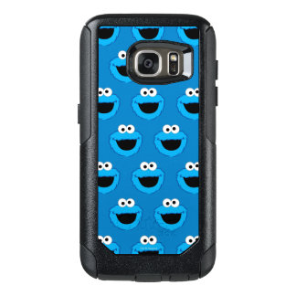 Coque OtterBox Samsung Galaxy S7 Motif de sourire de monstre de biscuit