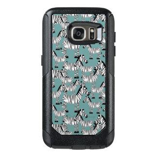 Coque OtterBox Samsung Galaxy S7 Motif de zèbre