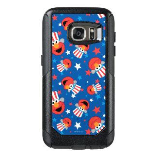 Coque OtterBox Samsung Galaxy S7 Motif patriotique d'Elmo