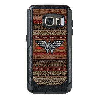 Coque OtterBox Samsung Galaxy S7 Motif tribal de femme de merveille