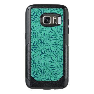 Coque OtterBox Samsung Galaxy S7 Motif tropical de feuille de Monstera