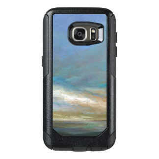 Coque OtterBox Samsung Galaxy S7 Nuages côtiers avec l'océan