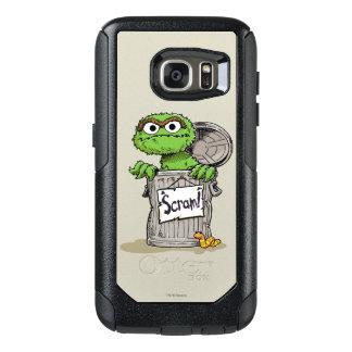 Coque OtterBox Samsung Galaxy S7 Oscar l'arrêt d'urgence de rouspéteur