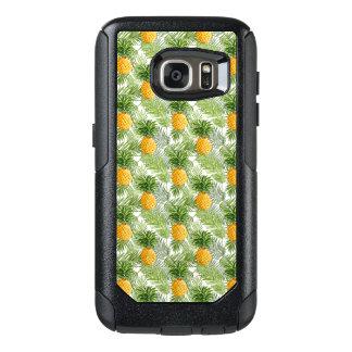 Coque OtterBox Samsung Galaxy S7 Palmettes et ananas tropicaux