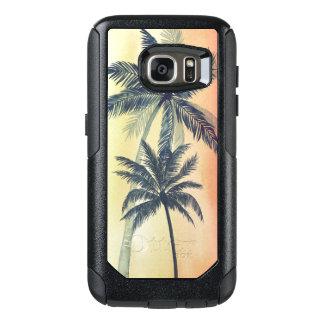 Coque OtterBox Samsung Galaxy S7 Palmettes tropicales