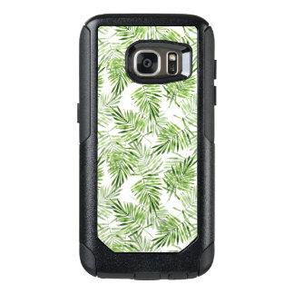 Coque OtterBox Samsung Galaxy S7 Palmettes vertes