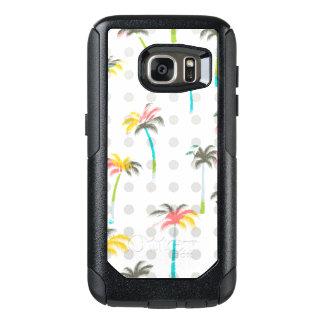 Coque OtterBox Samsung Galaxy S7 Palmiers d'aquarelle