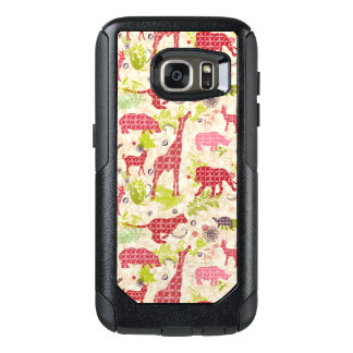 Coque OtterBox Samsung Galaxy S7 Paradis de jungle