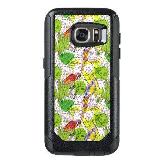 Coque OtterBox Samsung Galaxy S7 Perroquets tropicaux