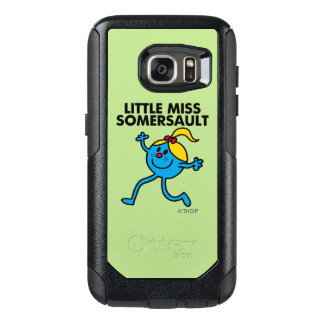 Coque OtterBox Samsung Galaxy S7 Petite Mlle Somersault Walking Tall
