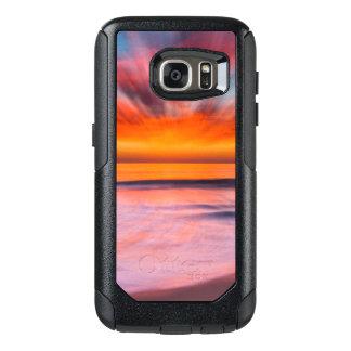 Coque OtterBox Samsung Galaxy S7 Plage   Carlsbad, CA de Tamarack de coucher du