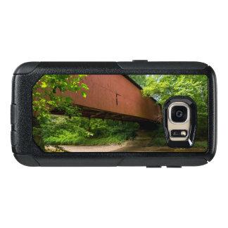 Coque OtterBox Samsung Galaxy S7 Pont couvert de moulin de Wilkens
