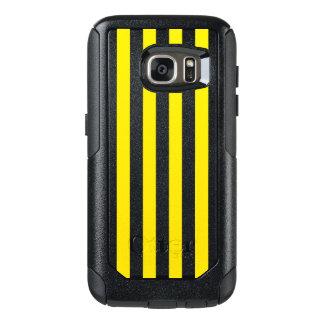 Coque OtterBox Samsung Galaxy S7 Rayures jaunes verticales