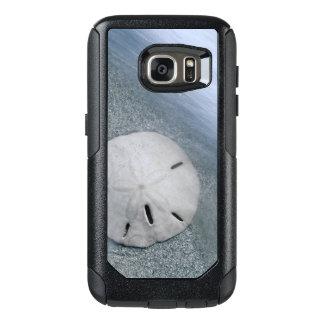 Coque OtterBox Samsung Galaxy S7 Sanddollar sur l'île de la plage | Sanibel, la