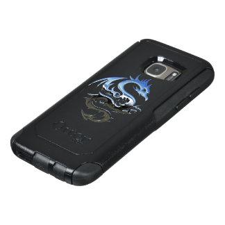 Coque OtterBox Samsung Galaxy S7 Special de dragon de la galaxie S7 OtterBox de