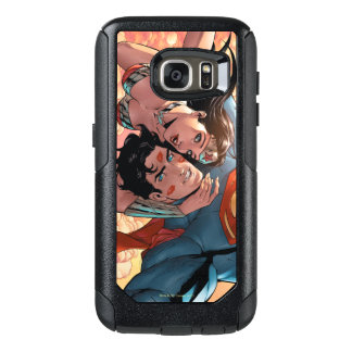 Coque OtterBox Samsung Galaxy S7 Superman/variante comique de la couverture #11