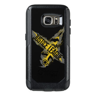 Coque OtterBox Samsung Galaxy S7 Symboles de ligue et d'équipe de justice de la