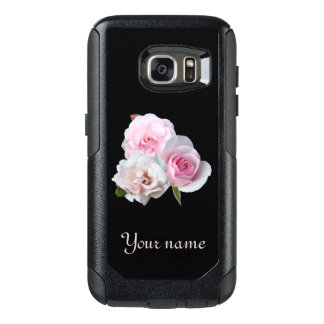 Coque OtterBox Samsung Galaxy S7 Trois roses roses