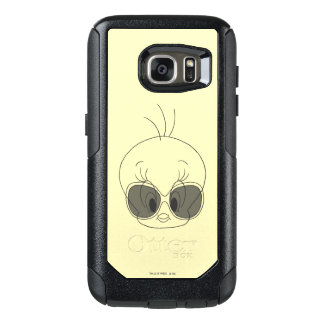 Coque OtterBox Samsung Galaxy S7 Tweety avec des nuances