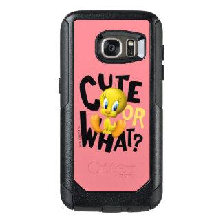Coque OtterBox Samsung Galaxy S7 TWEETY™- mignon ou ce qui ?