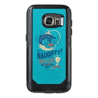 Coque OtterBox Samsung Galaxy S7 TWEETY™- petit innocent doux je ?